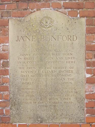 ジェーン・バンフォード