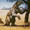 ナマケモノの祖先は5mを超す巨大生物だった