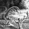 コンゴ共和国の未確認生物モケーレ・ムベンベ